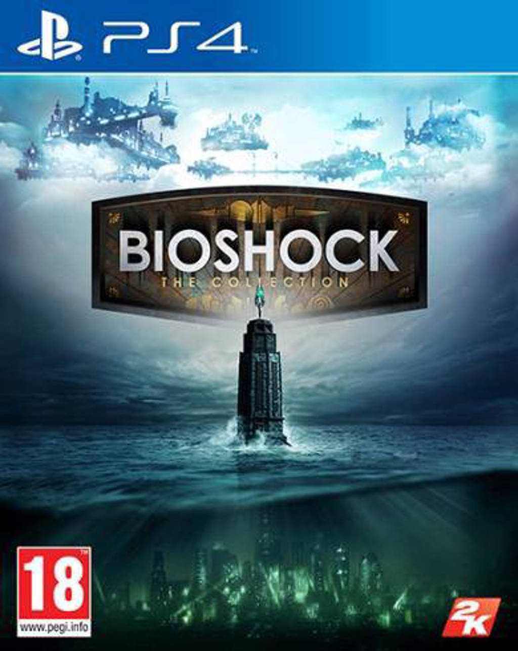 Bioshock - The collection (PlayStation 4)