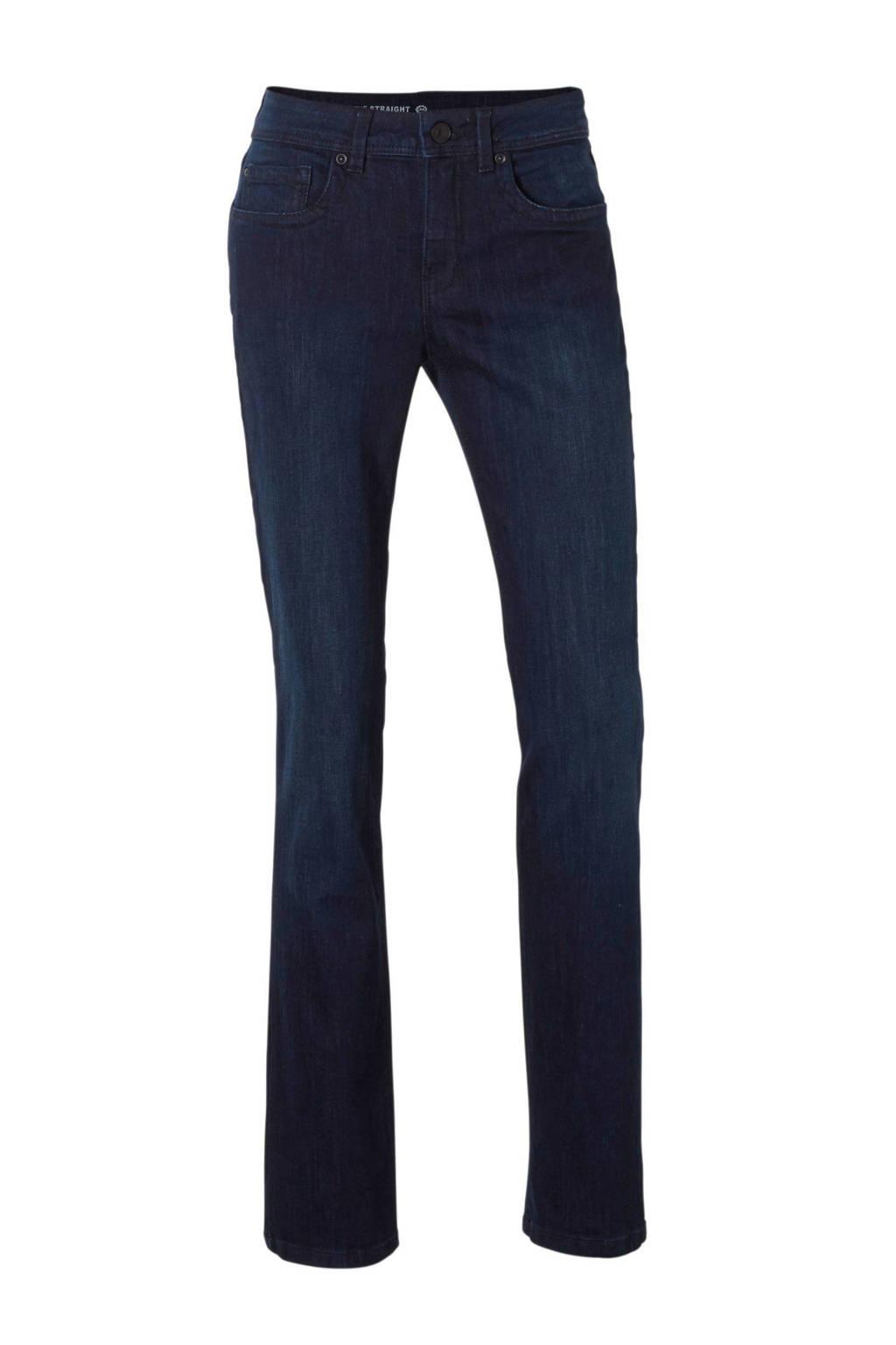 C&A The Denim straight jeans, Blauw