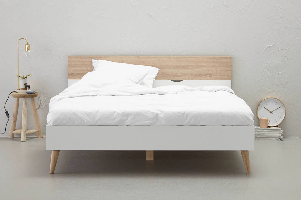Tweepersoonsbed 180x200 Cm.Anytime Bed Oslo 180x200 Cm Wehkamp