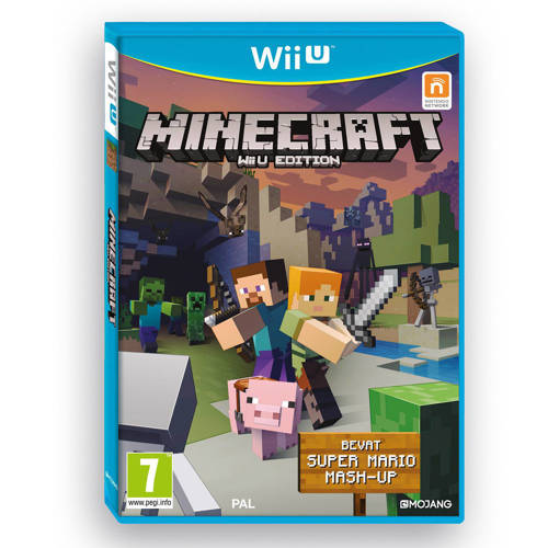 Minecraft (Nintendo Wii U) kopen