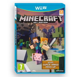 Minecraft (Nintendo Wii U)