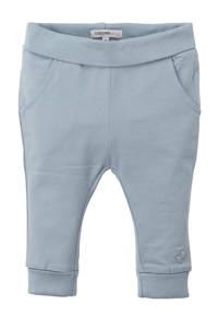 Noppies newborn baby broek Grey blue, Blauw