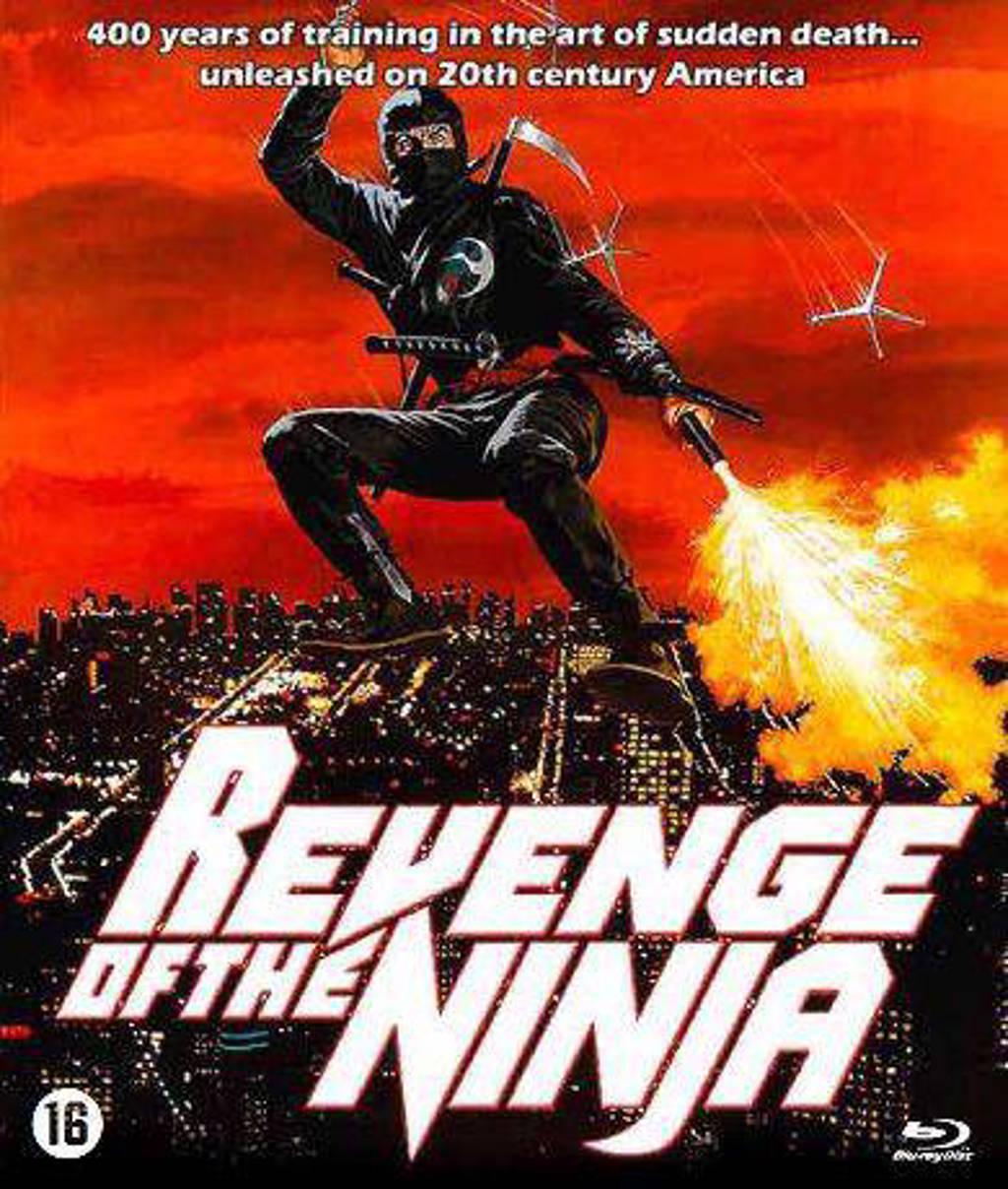 Revenge of the ninja (Blu-ray)