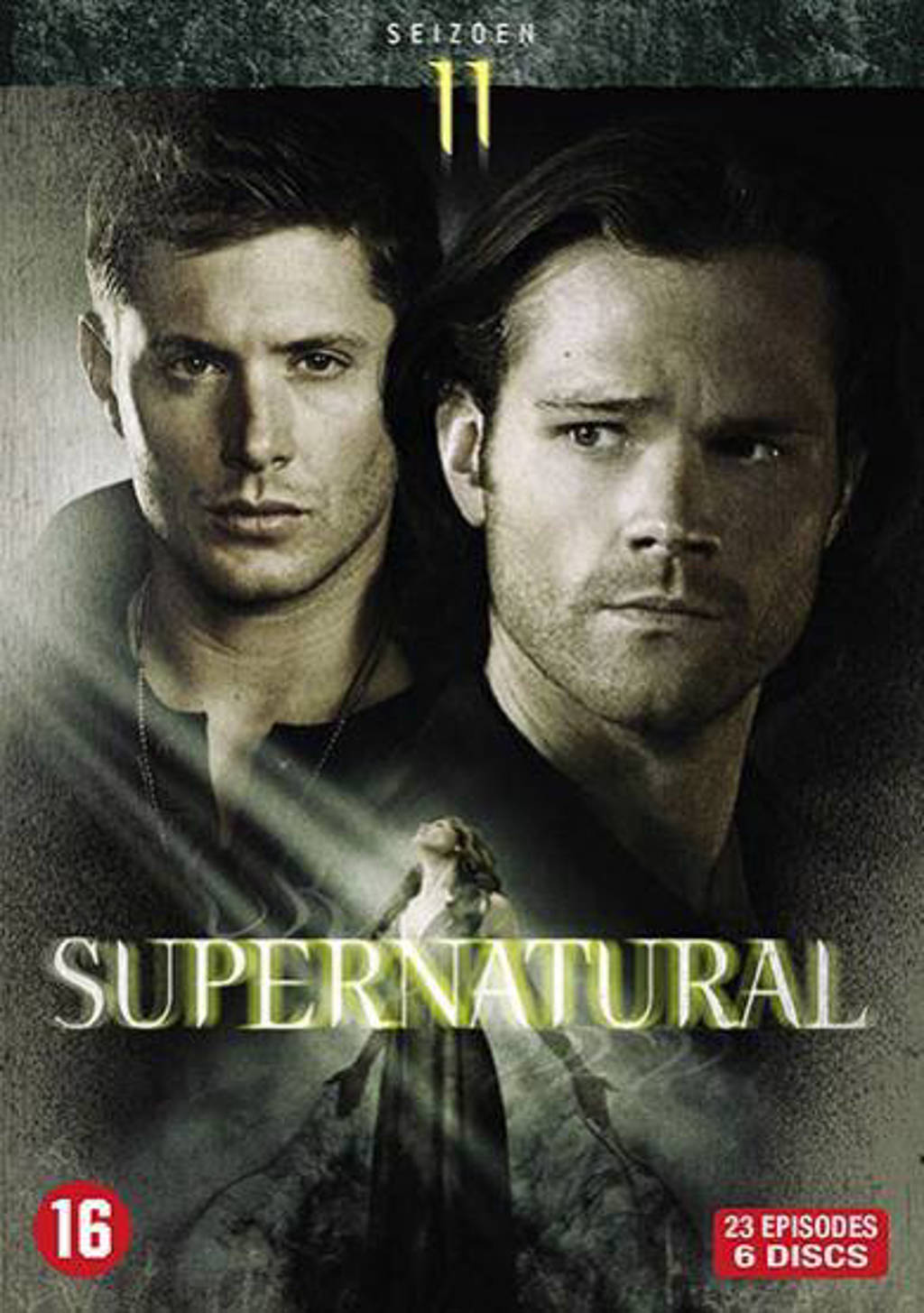 Supernatural - Seizoen 11 (DVD)