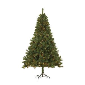 verlichte kerstboom Canmore (h185 x ø115 cm)
