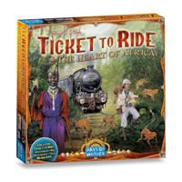 Days of Wonder Ticket to Ride Africa uitbreidingsspel