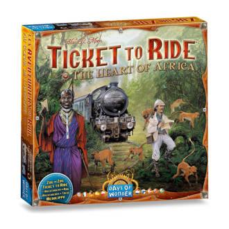 Ticket to Ride Africa Uitbreidingsspel