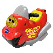 Toet Toet Auto's Mike motorfiets