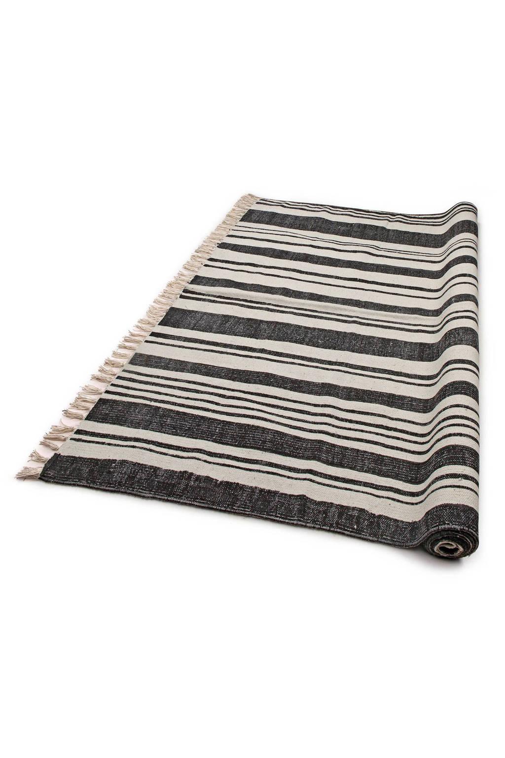 vtwonen vloerkleed  (240x170 cm), Zwart/wit