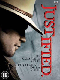 Justified - Complete collection (DVD)