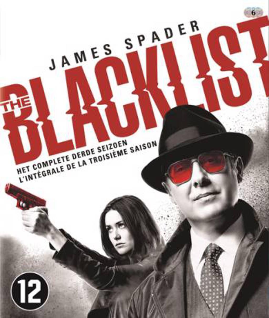 Blacklist - Seizoen 3 (Blu-ray)