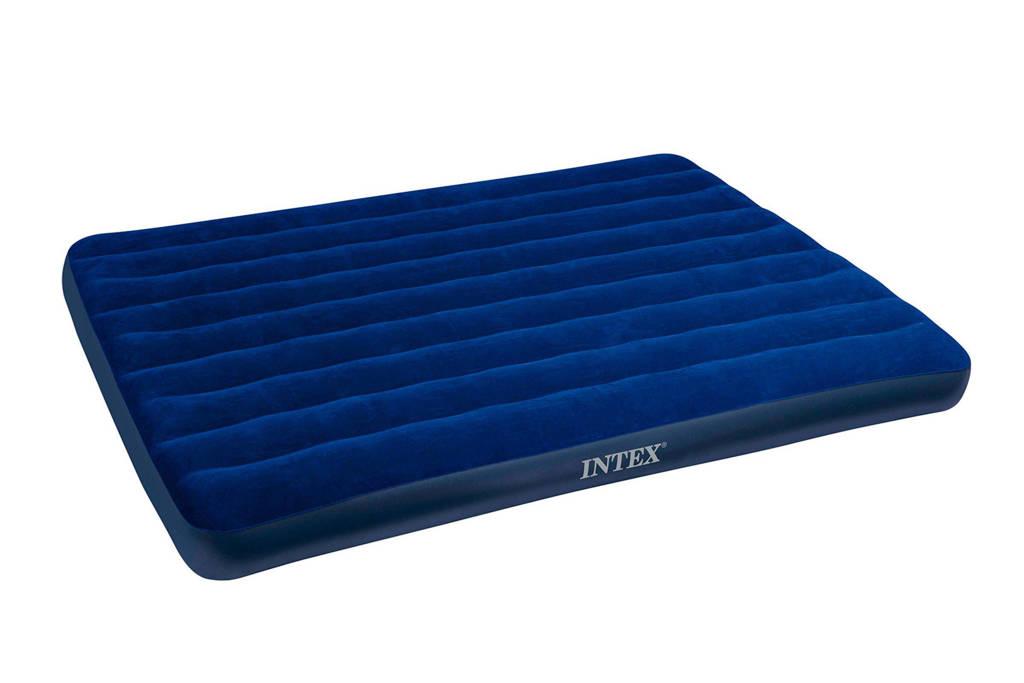 Intex  Queen luchtbed, blue