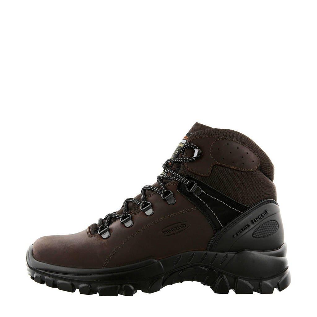 Grisport   Colorado leren outdoor schoenen, Bruin