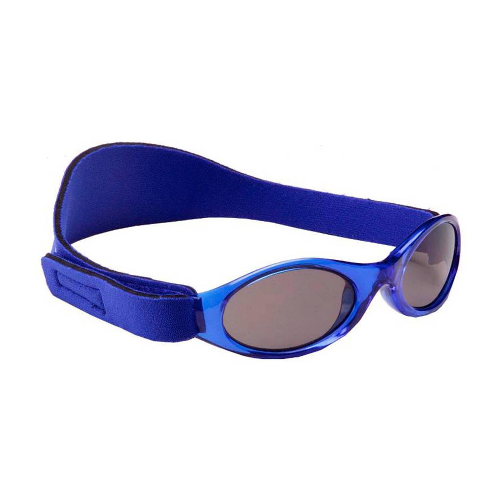 BabyBanz Uni zonnebril blauw, Uni blauw