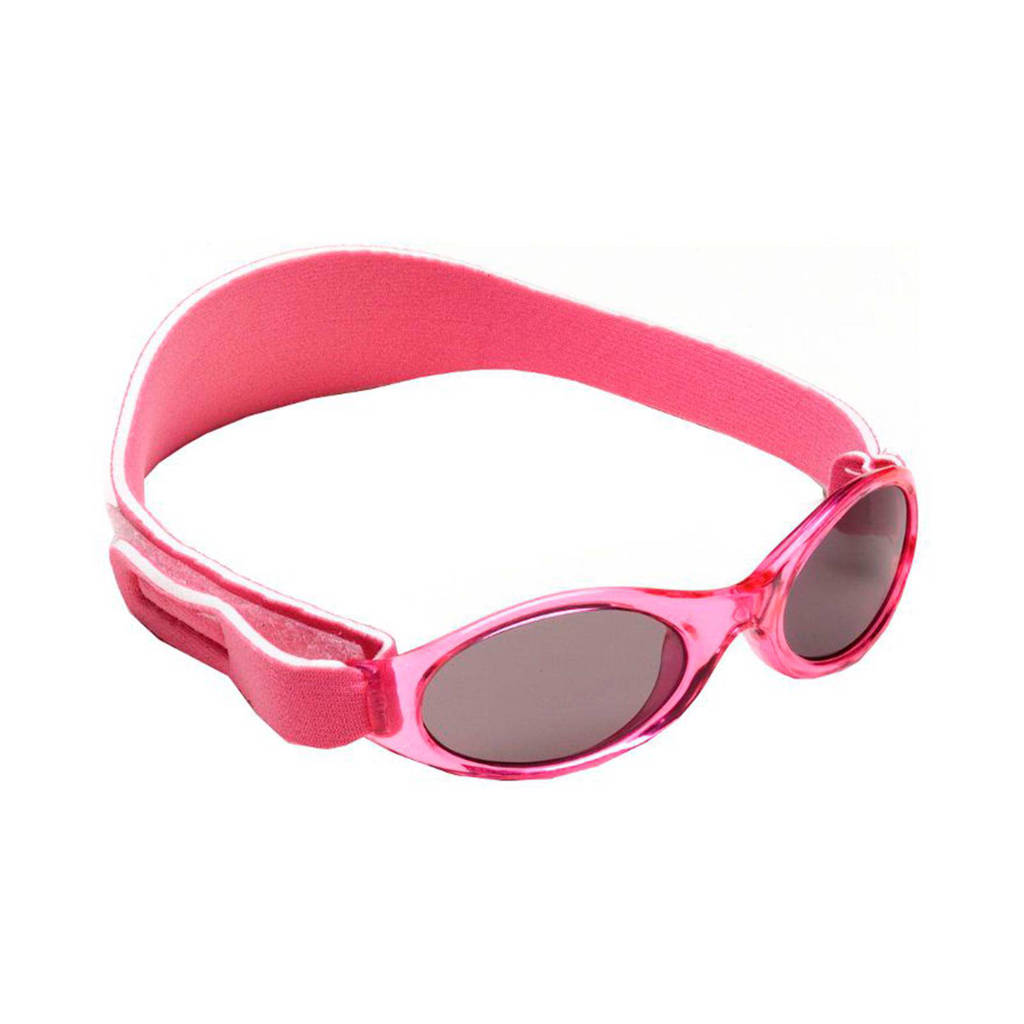 KidzBanz Uni zonnebril roze, Rose