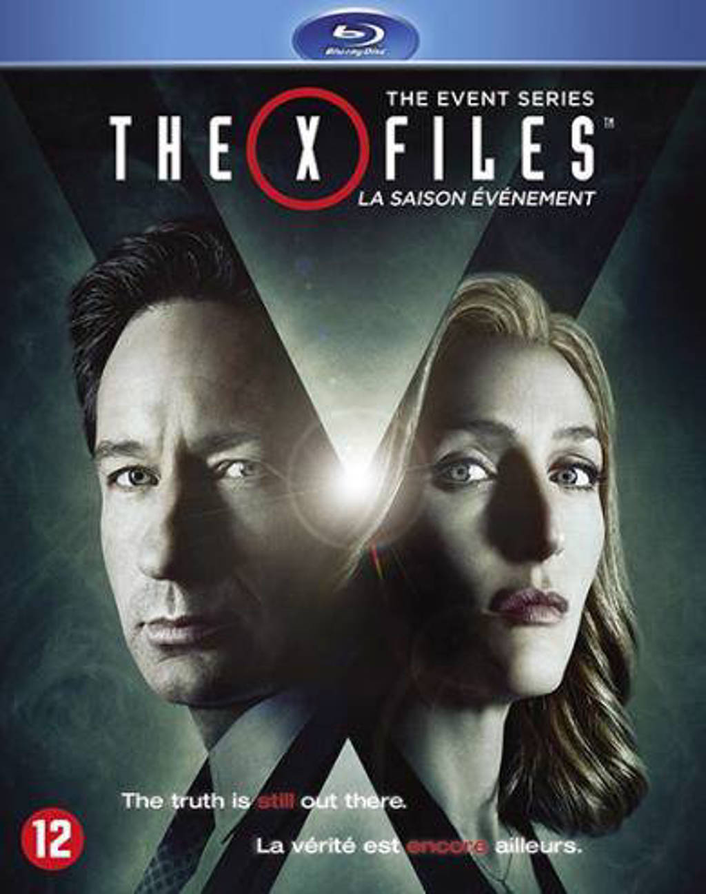 X files - The event series (Blu-ray)