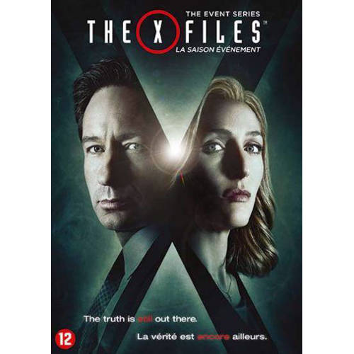 X files - The event series (DVD) kopen