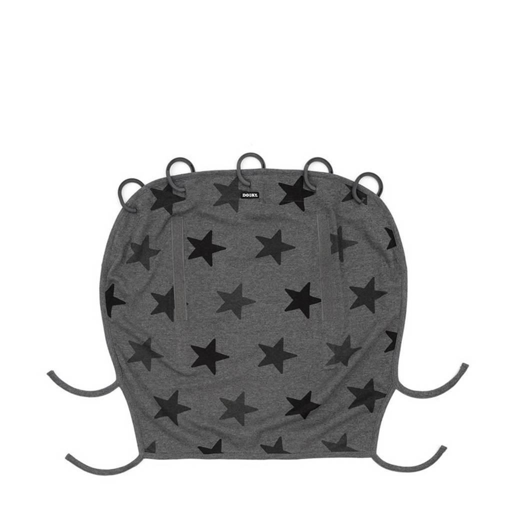 Dooky Star Cover beschermdoek grijs, Star grijs