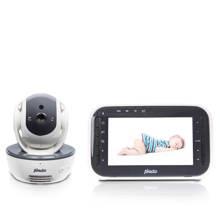 """DVM-200 babyfoon met camera en 4.3"""" kleurenscherm"""
