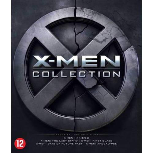 X-men 1-6 (Blu-ray) kopen