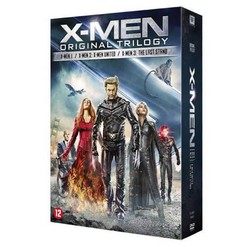 X-men 1-3 (DVD) kopen