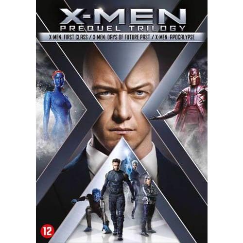 X-men 4-6 (DVD) kopen