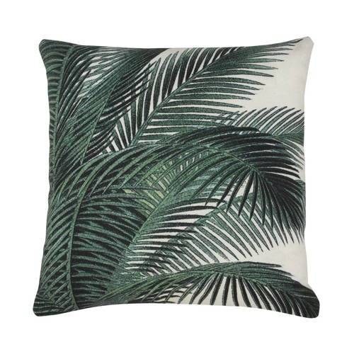 HKliving sierkussen Palm Leaves (45x45 cm)