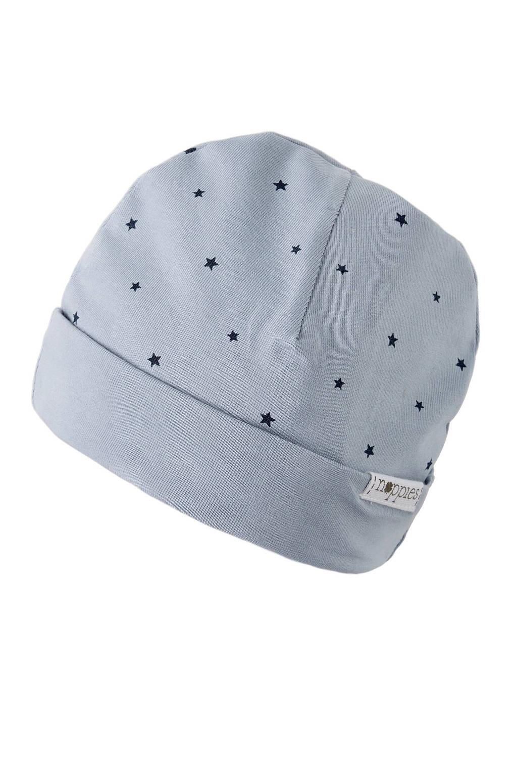 Noppies newborn baby muts Nembro, Grey/blue