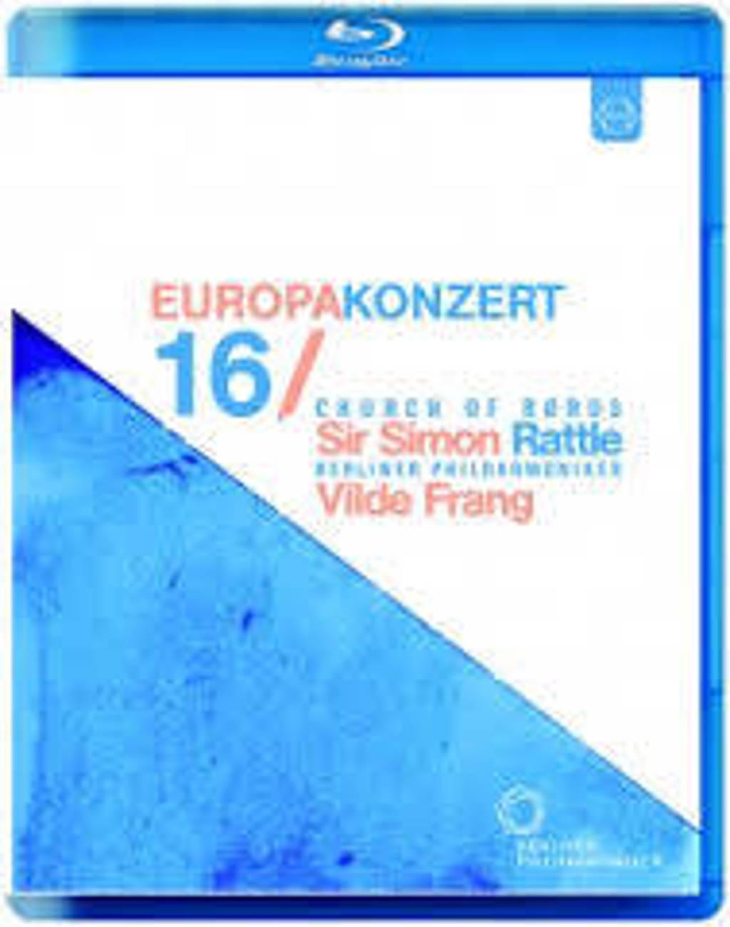 Berliner Philharmoniker - Europakonzert 2016 (DVD)