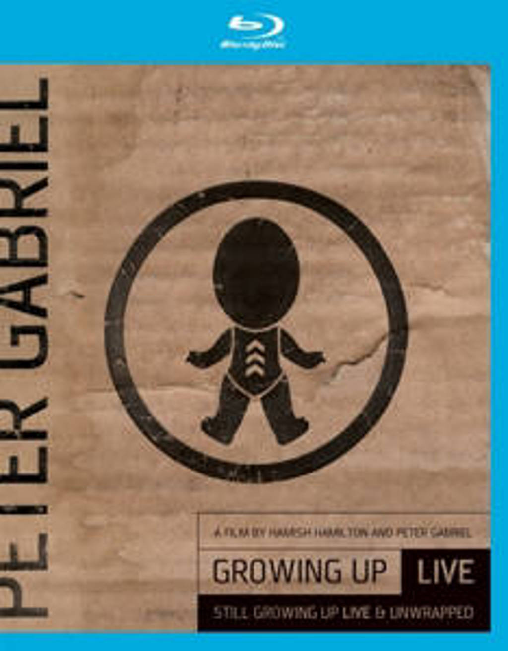 Peter Gabriel - Growing Up-Live + Still Growing Up- (Blu-ray)