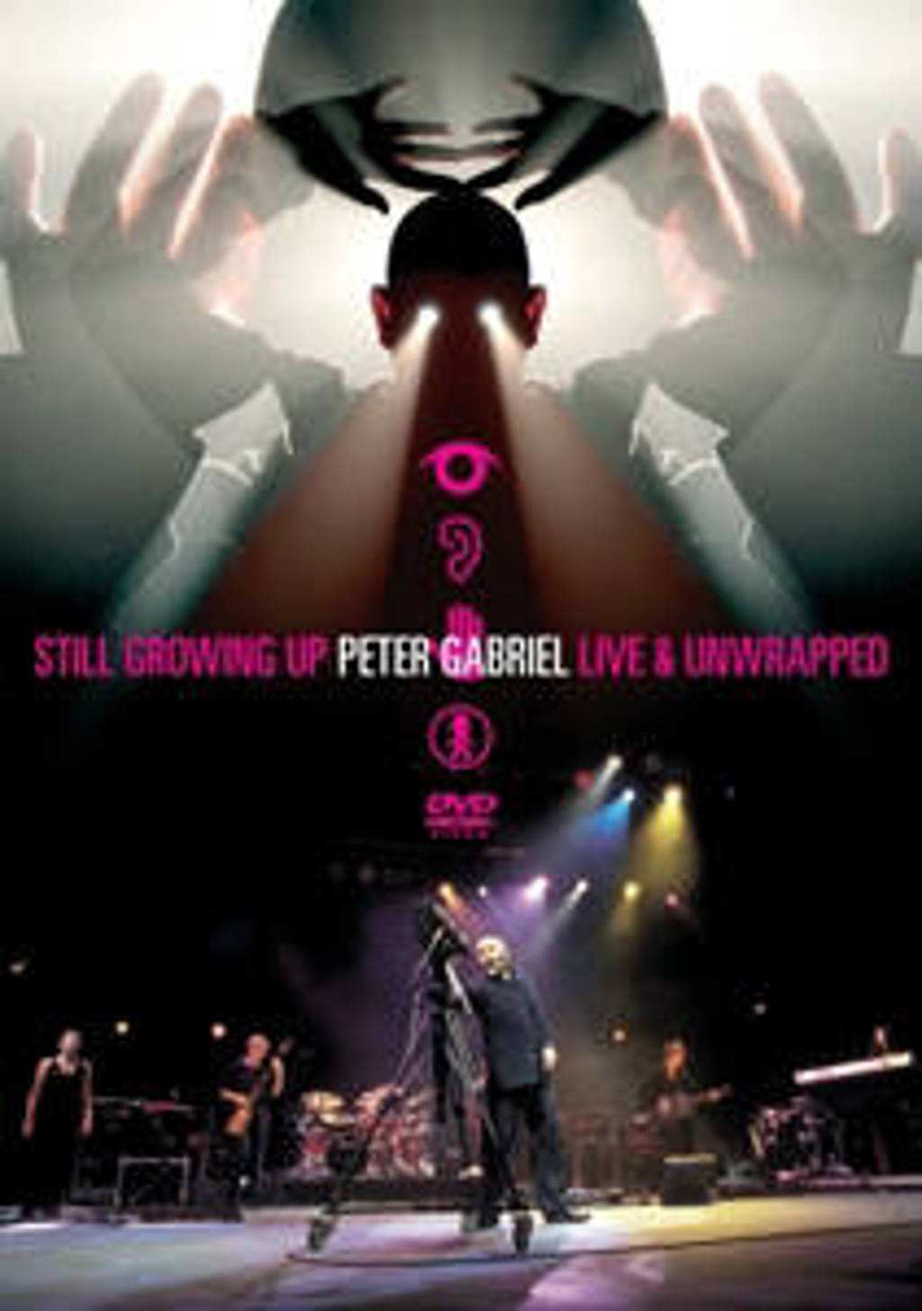 Peter Gabriel - Still Growing Up - Live & Unwrapped (DVD)