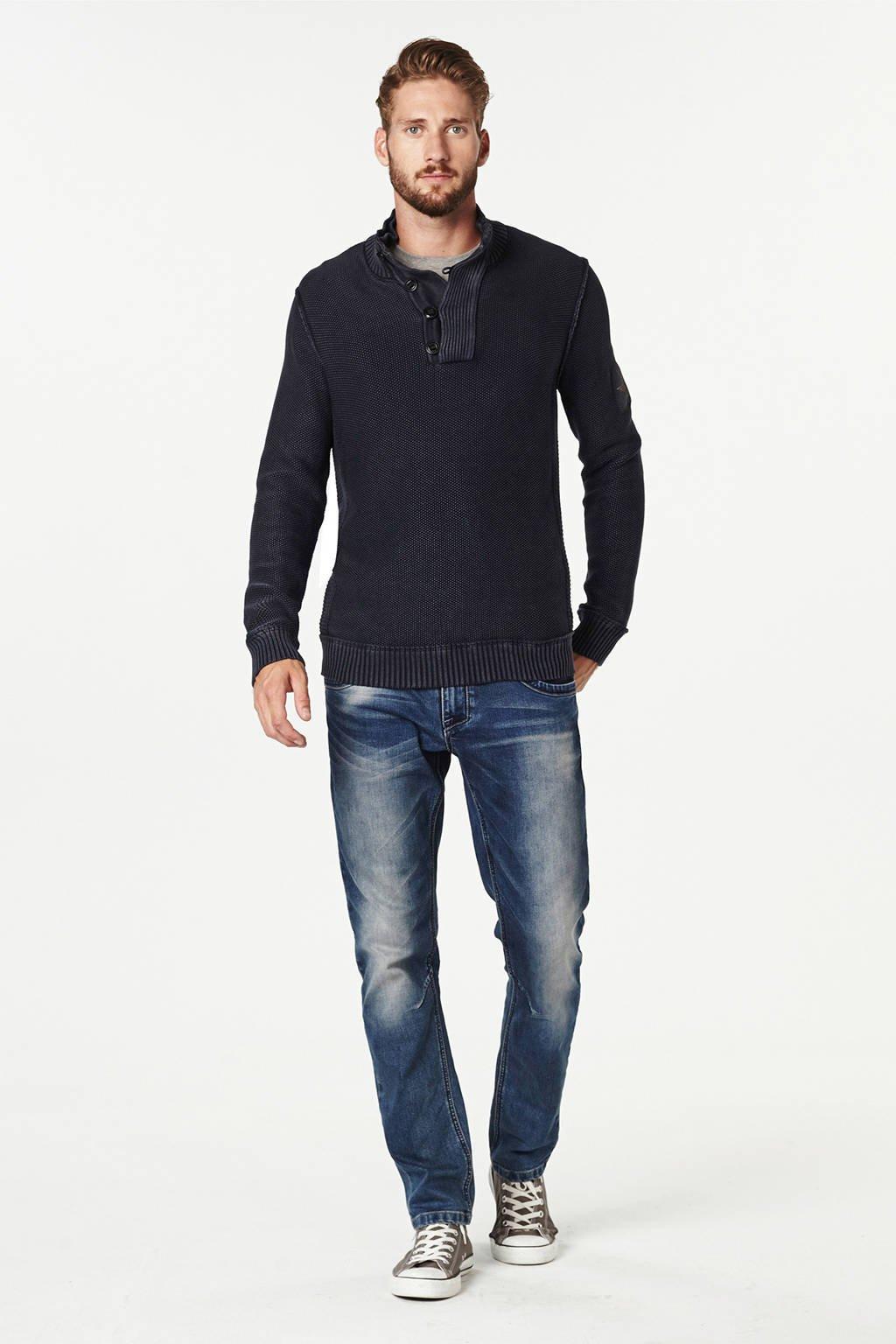 Cars regular fit jeans Blackstar, Albany wash