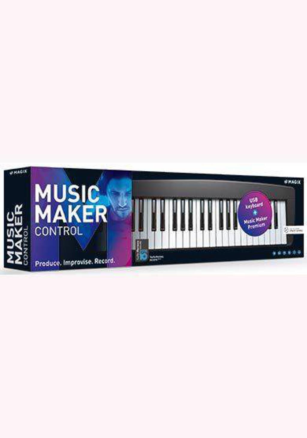 Magix music maker control (PC)