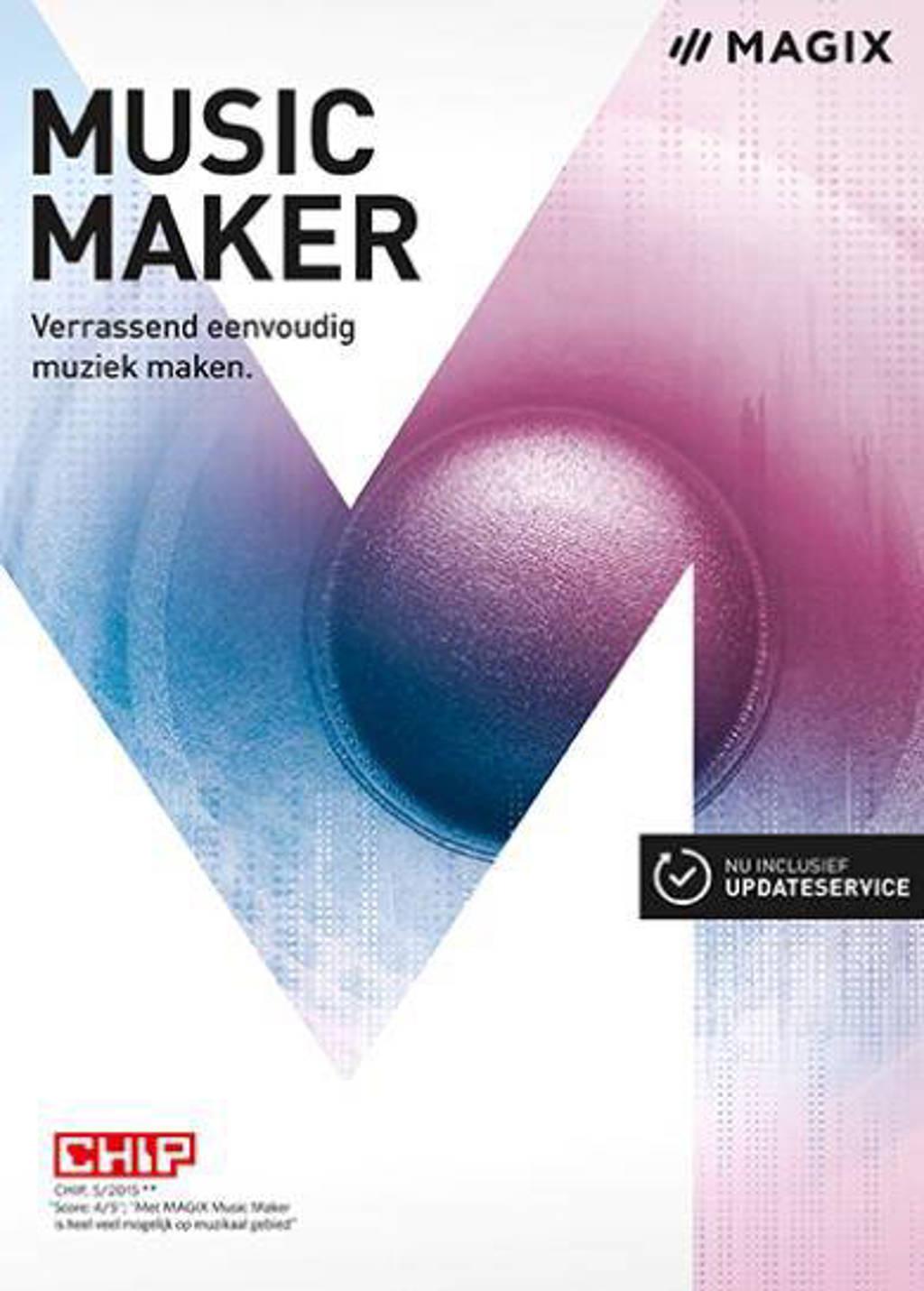 Magix music maker  (PC)