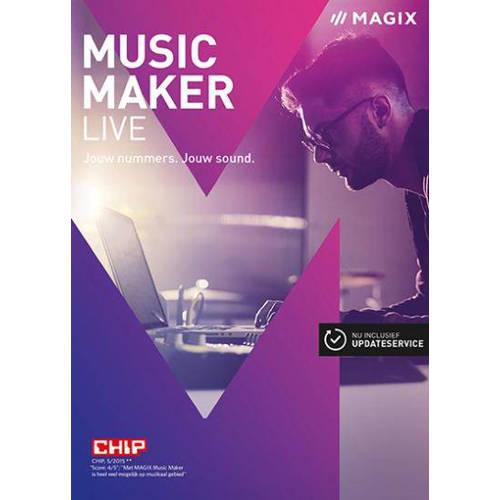 Magix music maker live (PC) kopen