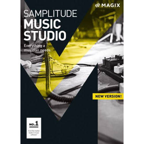 Magix samplitude music studio (PC) kopen