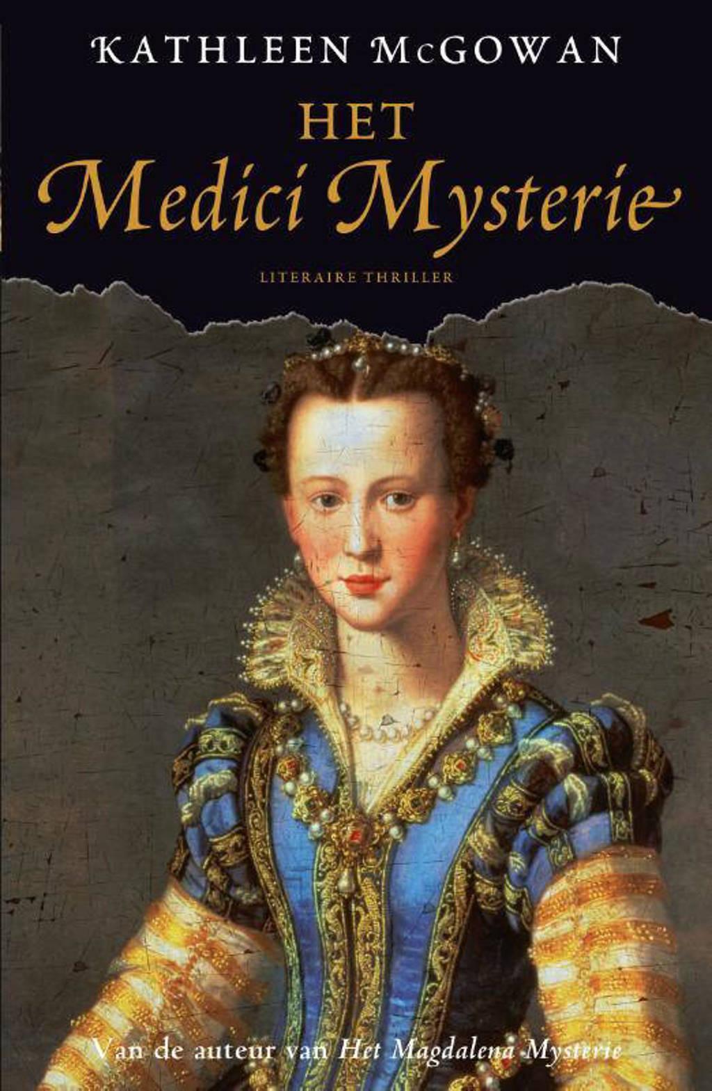 De Magdalena trilogie: Het Medici mysterie - Kathleen McGowan