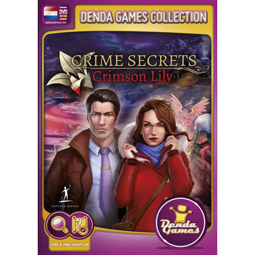Crime secrets - Crimson Lilly (PC) kopen