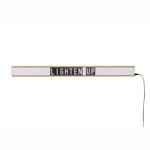 Zuiver wandlamp Saber