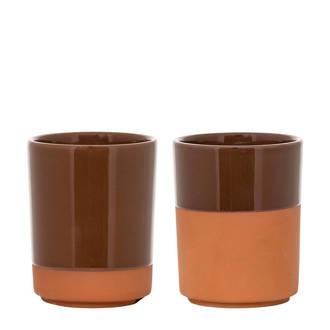 kopje (Ø7,5 cm) (set van 2)