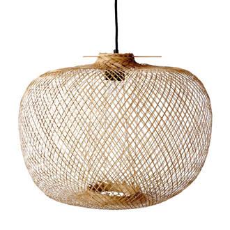 hanglamp (bamboe)