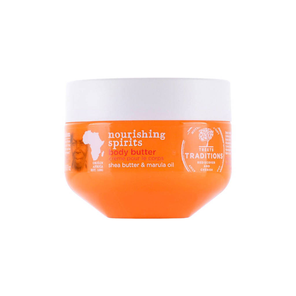 Treets Nourishing Spirits Body Butter - 250 ml