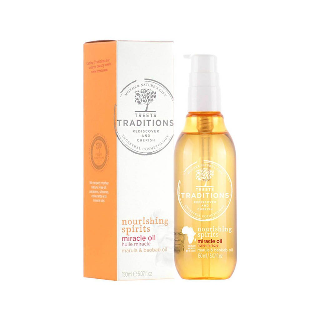 Treets Nourishing Spirits Miracle Oil - 150 ml