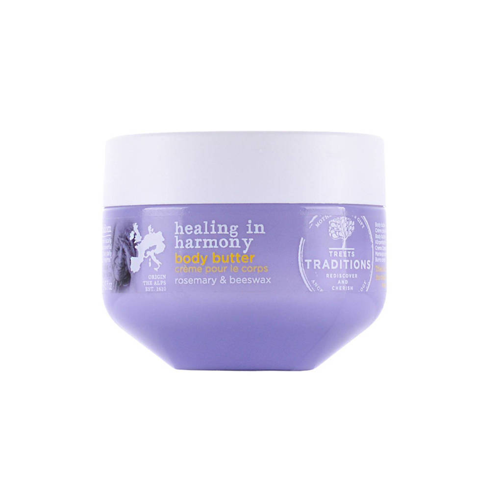 Treets Healing in Harmony Body Butter - 250 ml
