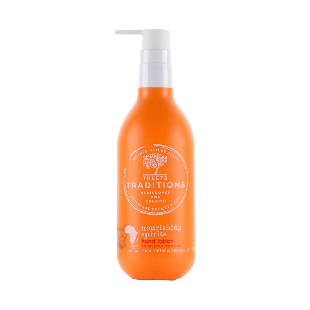 Treets Nourishing Spirits Hand Lotion - 300 ml