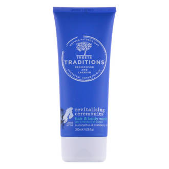 Revitalising ceremonies Hair & Body Wash - 200 ml