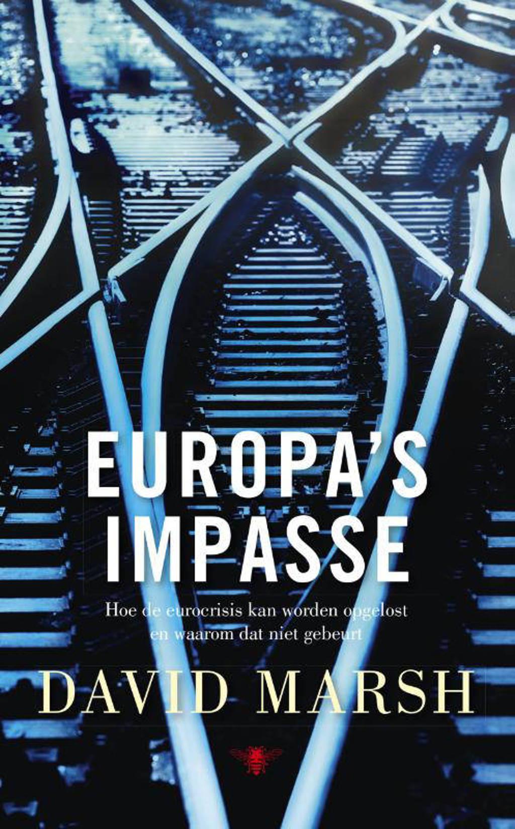 Europa's impasse - David Marsh