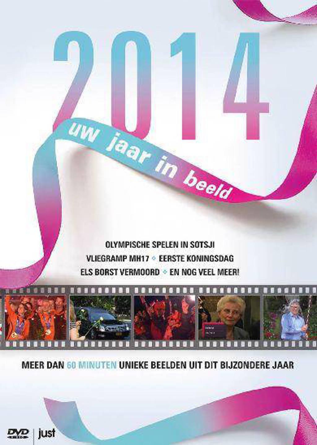 2014 Uw jaar in beeld  (DVD)