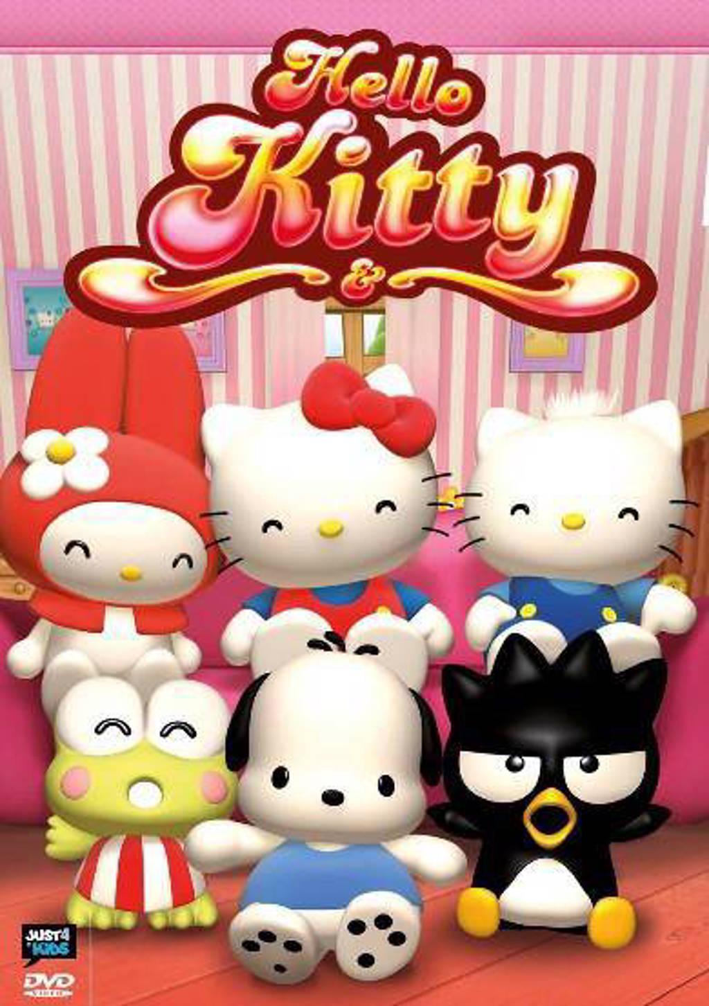 Hello Kitty - Deel 1 (DVD)
