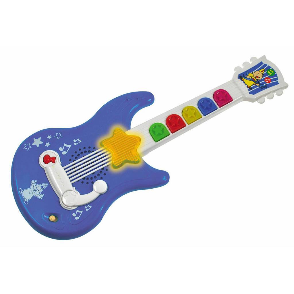 Wonderlijk Studio 100 Bumba mijn eerste gitaar   wehkamp QU-57